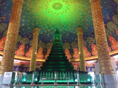 タイのバンコクに着いたら必ず行きたい!個人的にオススメNo.1の寺院